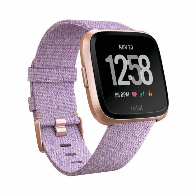 Fitbit Versa, Smartwatch con Funzione di Activity Tracker