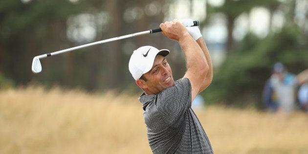 Storica vittoria di Francesco Molinari all'Open di Golf, primo italiano a vincere un