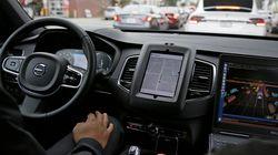 Uber sospende i test sull'auto a guida autonoma dopo un incidente