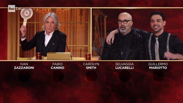 Milly Carlucci difende Ivan Zazzaroni:
