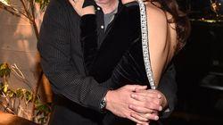 Tarantino si è sposato con Daniella Pick, cantante bellissima e di 20 anni più