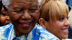Beyoncé non dimentica la lezione di Mandela:
