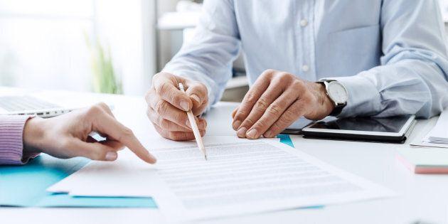 I contratti stabili nel 2017 tornano al livello del