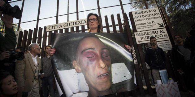 Caso Cucchi, un detenuto: