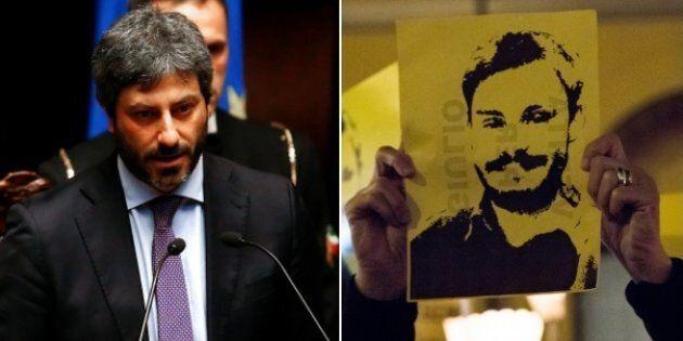 Regeni, Roberto Fico sospende i rapporti della Camera con