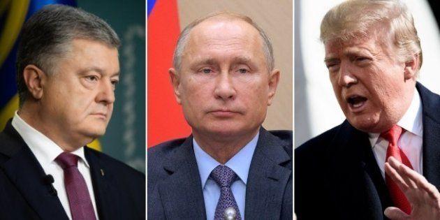 Mosca blinda il mar d'Azov, Kiev si appella alla Nato. E intanto Trump annulla l'incontro con