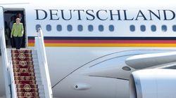 In panne l'aereo della Merkel, si indaga a tutto campo. Aeronautica esclude