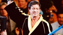 Sylvester Stallone dice addio a 'Rocky'.