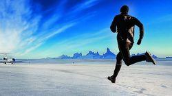 Siete dei maratoneti? Vi aspetta quella artica da completare in 5 ore, altrimenti si resta bloccati nel