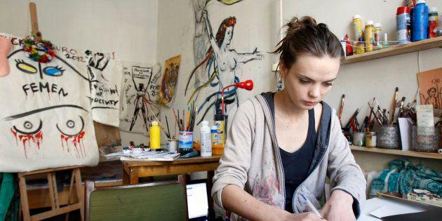 La fondatrice di Femen Oksana Shachko si è suicidata a Parigi. Aveva 31
