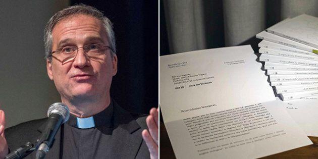 La lettera di dimissioni di Viganò al Papa: