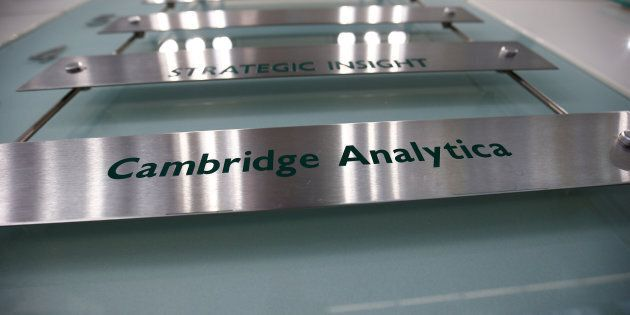 Caso Cambridge Analytica
