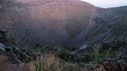 Sciame sismico sul Vesuvio, scosse avvertite da