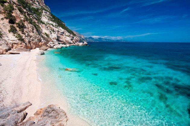 Cala Mariolu. Ispuligidenie. Baunei (OG). Sardinia. Italy. (Photo by: Luca Picciau/REDA&CO/UIG via Getty