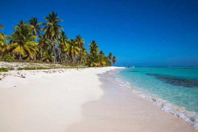Dominican Republic, Punta Cana, Parque Nacional del Este, Saona Island, Canto de la