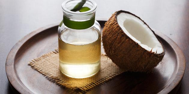 come viene consumato lolio di cocco per perdere peso
