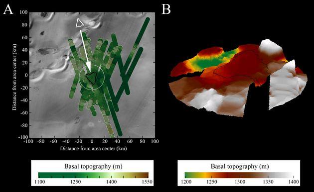 C'è acqua (e forse vita) su Marte. La straordinaria scoperta di un team di