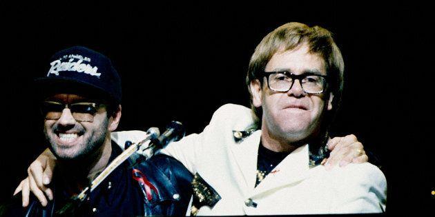 Elton John ricorda George Michael: