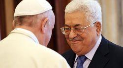Abu Mazen a Roma, routine con Conte, abbracci con Bergoglio: su Gerusalemme l'