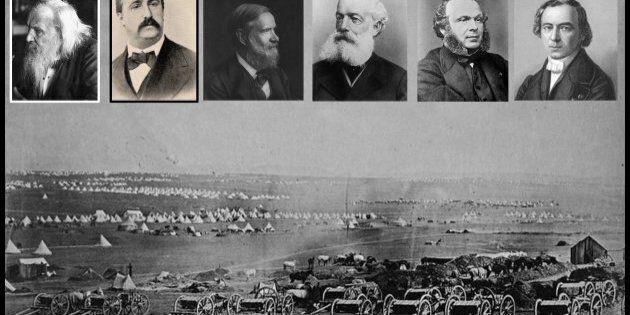 Dmitrij Mendeleev, Aleksandr Borodin, Stanislao Cannizzaro, Friedrich August Kekulé, Charles-Adolphe...
