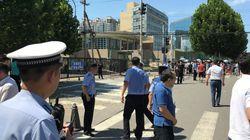 Tenta di far esplodere una bomba davanti all'ambasciata americana di Pechino. Polizia: