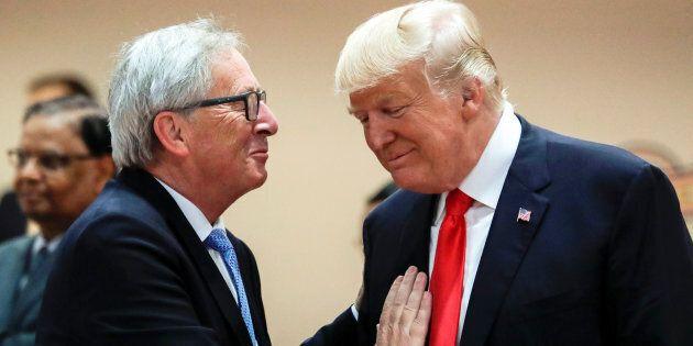 La tregua sui dazi tra Usa e Ue fa partire in rialzo le borse europee. Bene Fca dopo il