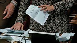Valanga bianca alle prime votazioni sulle presidenze di Camera e