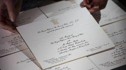 I 600 inviti al matrimonio di Harry e Meghan celebrano l'unione fra l'Inghilterra e