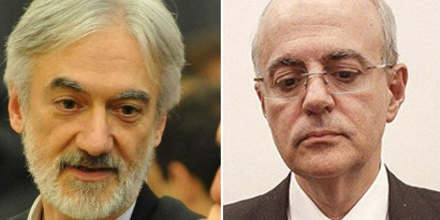 L'aria di regime: due giudici, due