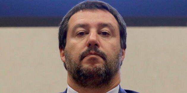 Matteo Salvini su Facebook: