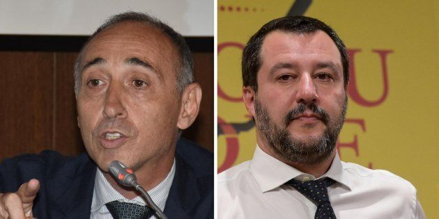 Il consigliere del Csm Cascini attacca Salvini: