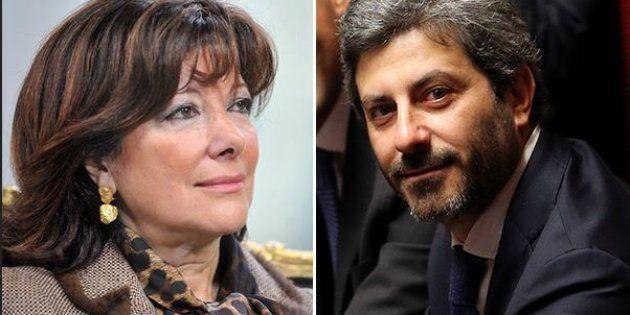 Roberto Fico alla Camera ed Elisabetta Alberti Casellati al Senato: accordo tra M5s e