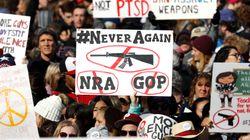 A Washington atteso mezzo milione di studenti per la marcia contro le armi. C'è anche
