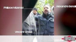 Il bodyguard di Macron aggredì anche altre persone. Il video di Liberation lo
