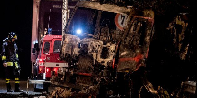 La chiamata a Chi l'ha visto e la presunta vittima dell'incendio sulla Salaria.