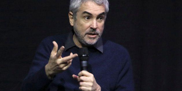 Alfonso Cuarón e il suo