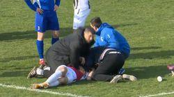 Nuova tragedia in campo: il calciatore croato Boban muore durante una