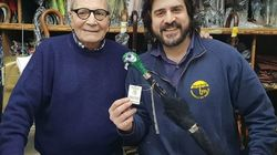 La Cnn celebra Mario Talarico, l'artigiano italiano che trasforma gli ombrelli in