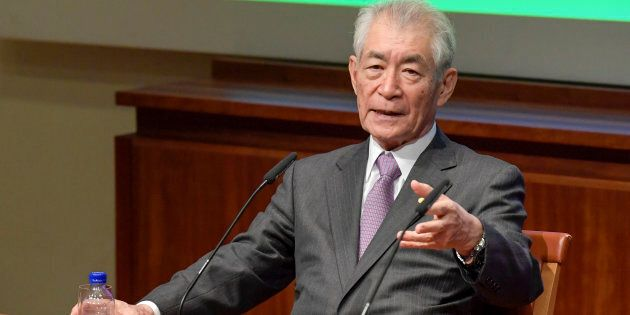 Il Nobel per la medicina Tasuku Honjo: