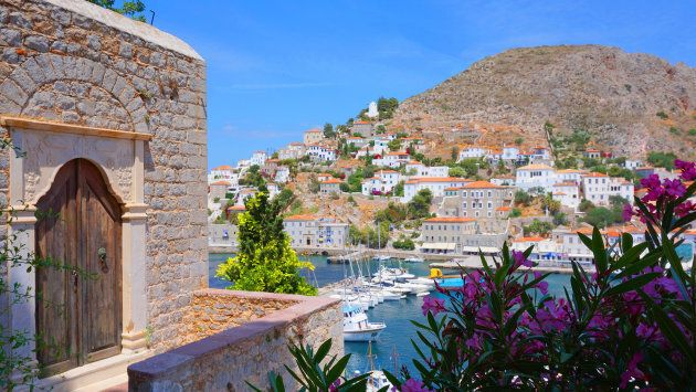 Hydra is one of the Saronic Islands of Greece, located in the Aegean Sea between the Saronic Gulf and...
