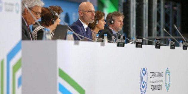Cop24, il tema clima non è solo emergenza, ma un'opportunità di crescita e