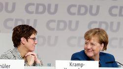 Angela Merkel cede il testimone, Annegret Kramp-Karrenbauer nuova leader della