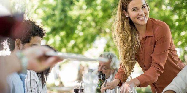 5 consigli per organizzare la cena