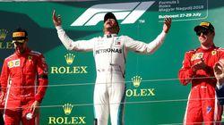 In Ungheria Hamilton vince e allunga su una Ferrari un po' troppo