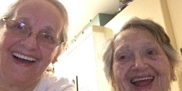88enne pensava che la figlia fosse morta dopo il parto. La ritrova 69 anni