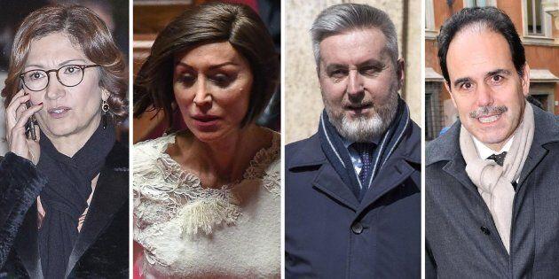 Bernini e Gelmini in pole come capigruppo per Forza Italia. Nel Pd i renziani puntano su Guerini e Marcucci,...