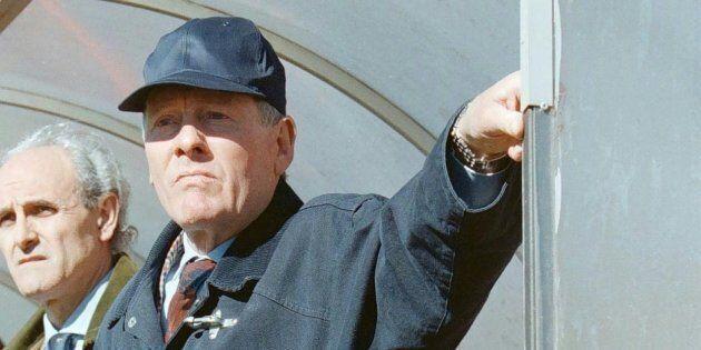 Si è spento Gigi Radice allenatore, del Torino-scudetto del '76, l'ultimo della squadra