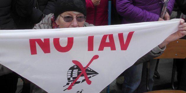 Manifestazione Torino, No Tav e No