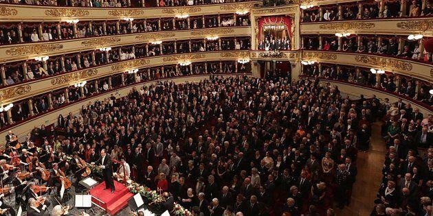 Il governo diserta la Prima della Scala, presenti solo Tria e