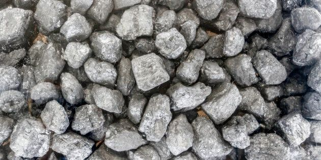 Poland presents coal as a green product in its Pavilion during the UN climate conference COP24 in Katowice,...